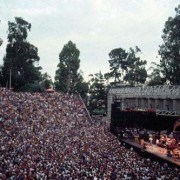 Grateful Dead Performing at Greek Theater