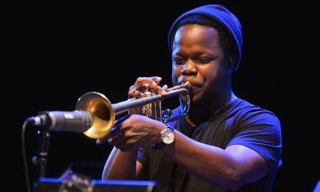 Ambrose Akinmusire at Ronnie Scott's for the London jazz festival