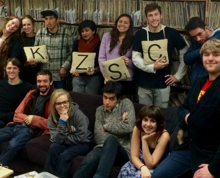 KZSCs new student programmers for Winter 2015!