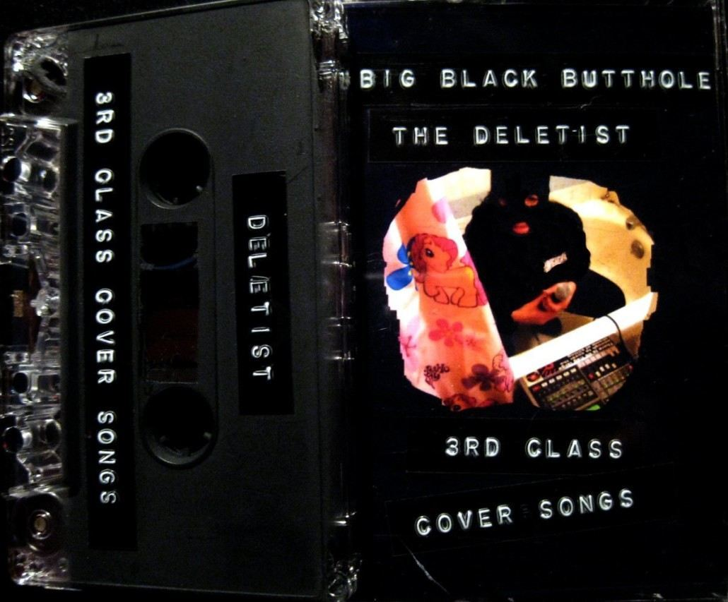 The Deletist - 3rd Class Cover Songs