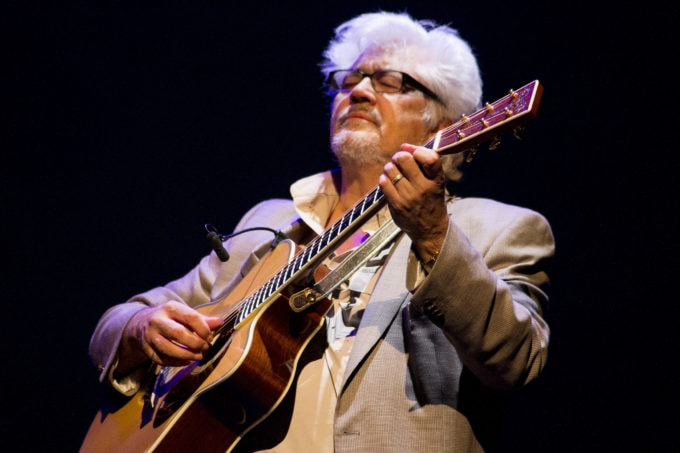 Larry Coryell, Photo By Jose Nieto