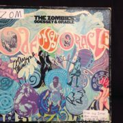 KZSC's Odessey and Oracle LP - now autographed!!