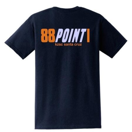 KZSC 88 Point 1 Tee