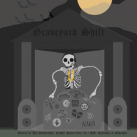 Graveyard Shift Logo